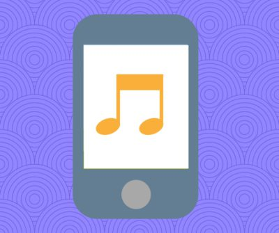 A sampling of educational music apps.